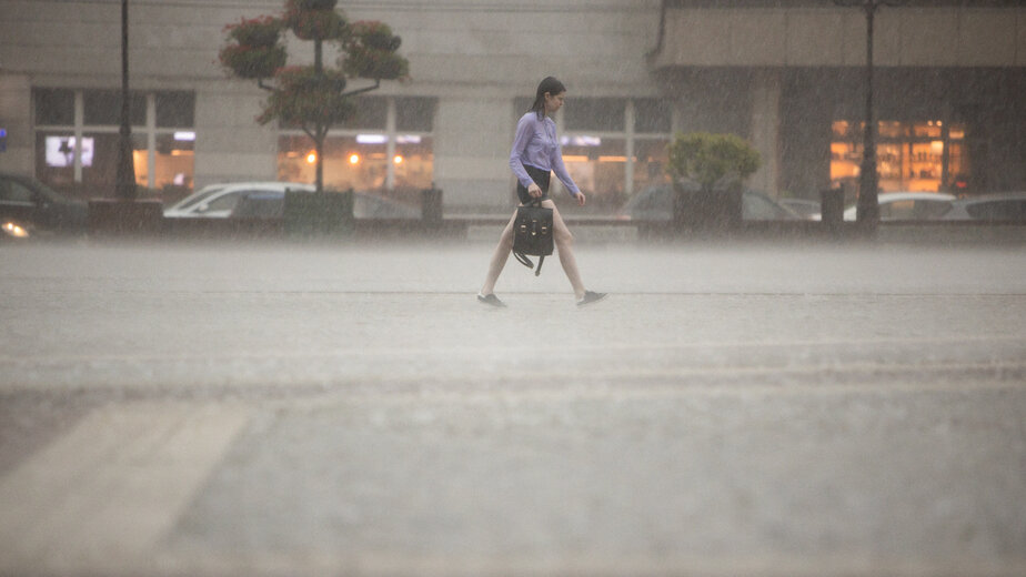 Синоптики рассказали о прогнозе погоды в Калининграде на выходные - Новости Калининграда   Фото: архив «Клопс»