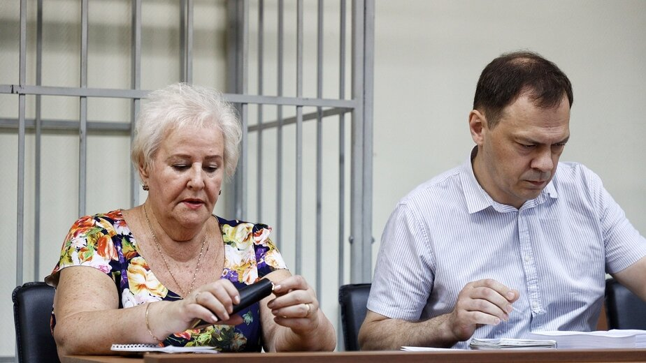 В зале суда | Фото: Александр Подгорчук