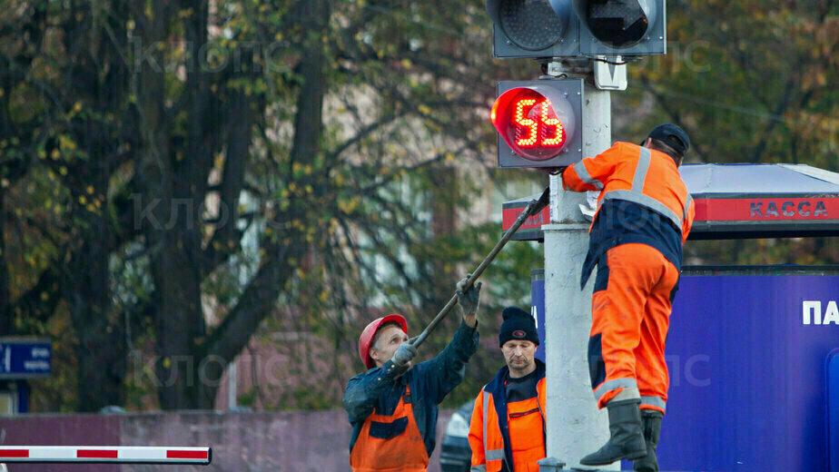В Калининграде на пяти перекрёстках установят светофоры (карта) - Новости Калининграда   Фото Александра Подгорчука