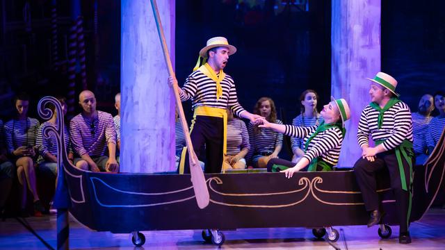 Карнавал и будни гондольеров: в Калининграде пройдёт театрализованный концерт «Однажды в Венеции» (фото)