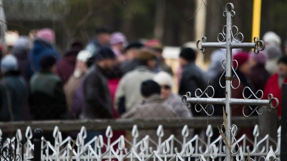 На кладбище в Советске отремонтируют дорожки почти за 500 тыс. рублей - Новости Калининграда | Фото: архив «Клопс»