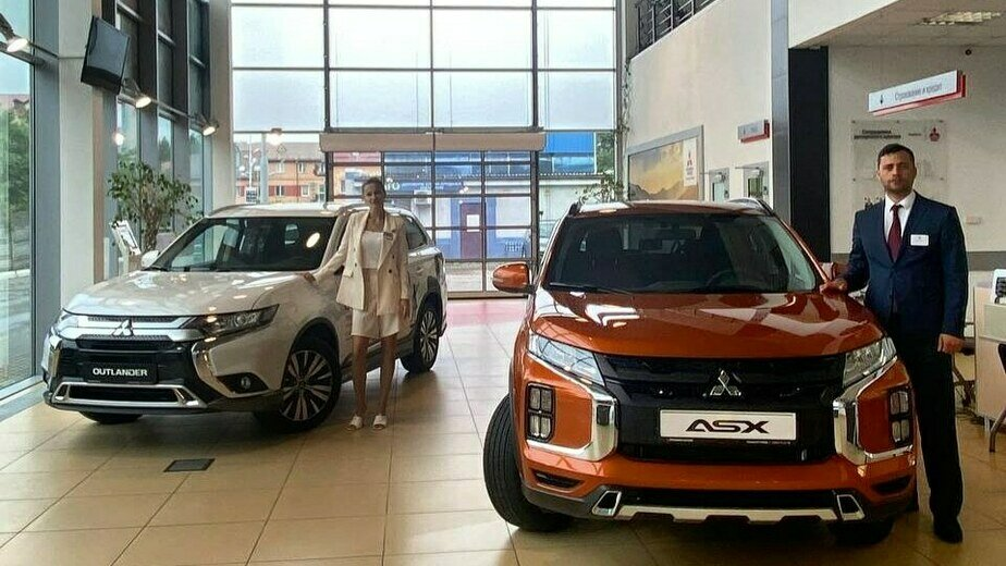 С обновлёнными Mitsubishi Outlander и Mitsubishi ASX вторая половина лета заиграет для вас новыми красками - Новости Калининграда