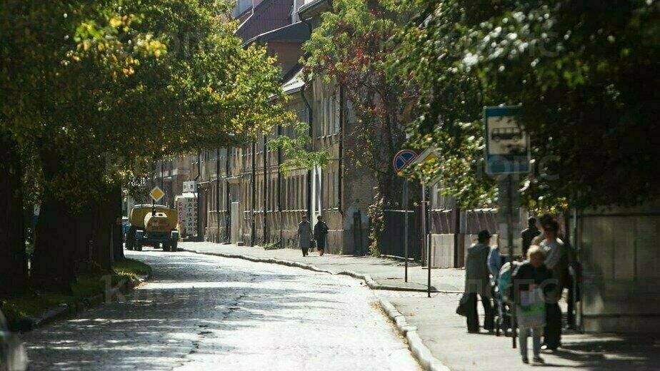 В Калининграде объявили торги на ремонт улицы Павлика Морозова  - Новости Калининграда | Фото Александра Подгорчука