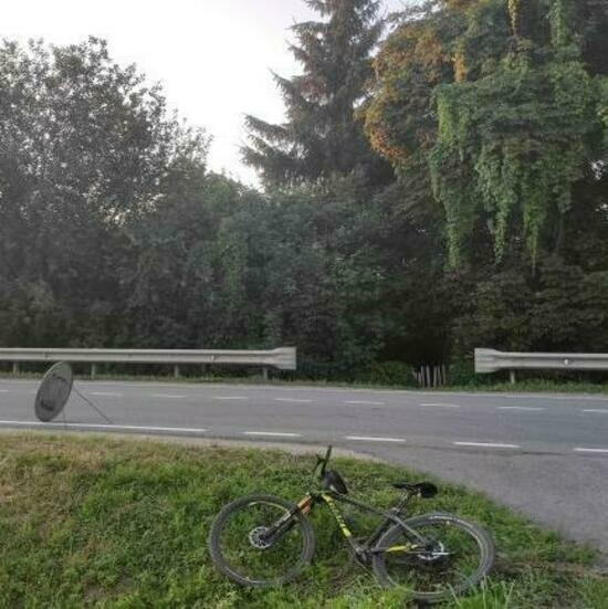 В Черняховском районе сбили 15-летнюю велосипедистку, водитель скрылся - Новости Калининграда | Фото: пресс-служба УМВД России по Калининградской области