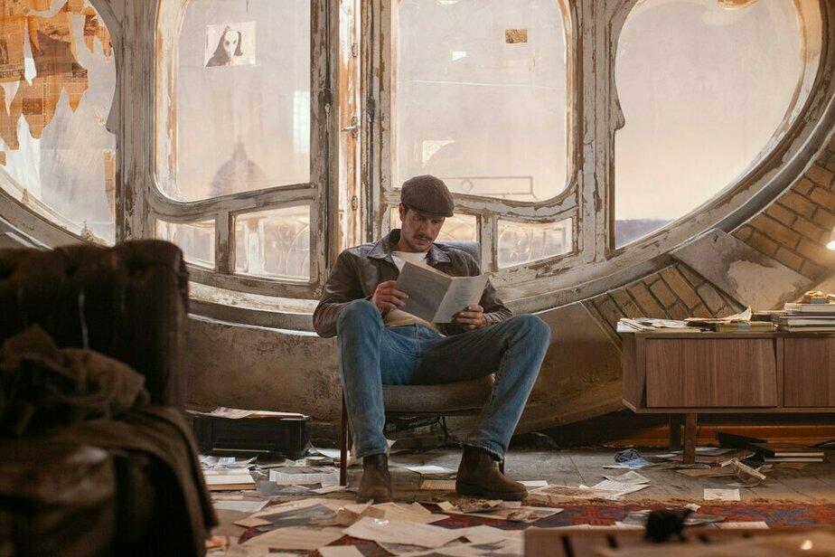 Кадр из фильма «Майор Гром: Чумной доктор» | Фото: КиноПоиск