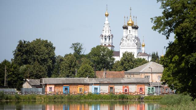 5 причин поехать в Багратионовск: руины замковой стены, пляж и загадочная стела