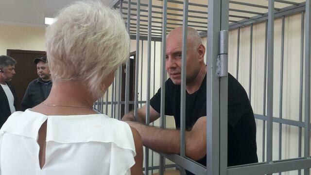 Экс-майора полиции Калтырина приговорили к трём годам колонии за превышение полномочий