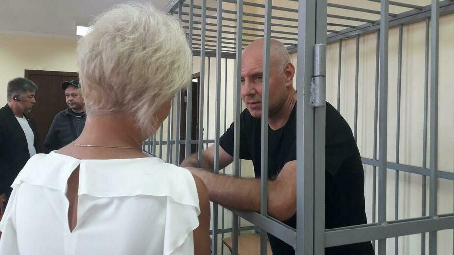 Экс-майора полиции Калтырина приговорили к трём годам колонии за превышение полномочий - Новости Калининграда | Фото: «Клопс»