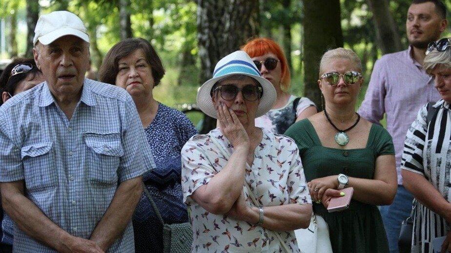 Верхолаз вступился за «Чкаловский лес» и поддержал инициативную группу - Новости Калининграда | Юлия Власова