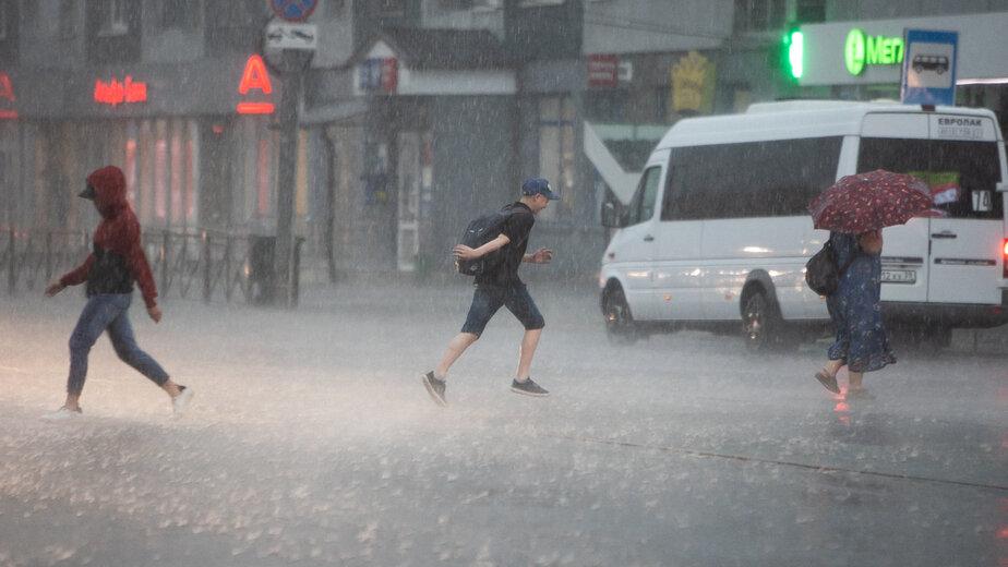 Синоптики рассказали о погоде в Калининграде на выходные - Новости Калининграда | Фото: архив «Клопс»