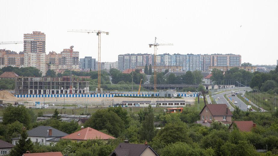 Минстрой: Спрос на жильё в России начал снижаться - Новости Калининграда | Фото: Александр Подгорчук