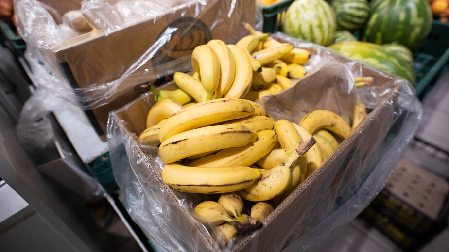 Калининградский рынок не отреагировал на общероссийский рост цен на бананы - Новости Калининграда   Фото: Александр Подгорчук