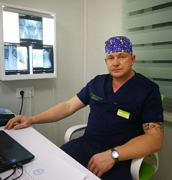 Открыта запись на приём к кандидату медицинских наук, врачу высшей категории, травматологу-ортопеду из Смоленска - Новости Калининграда