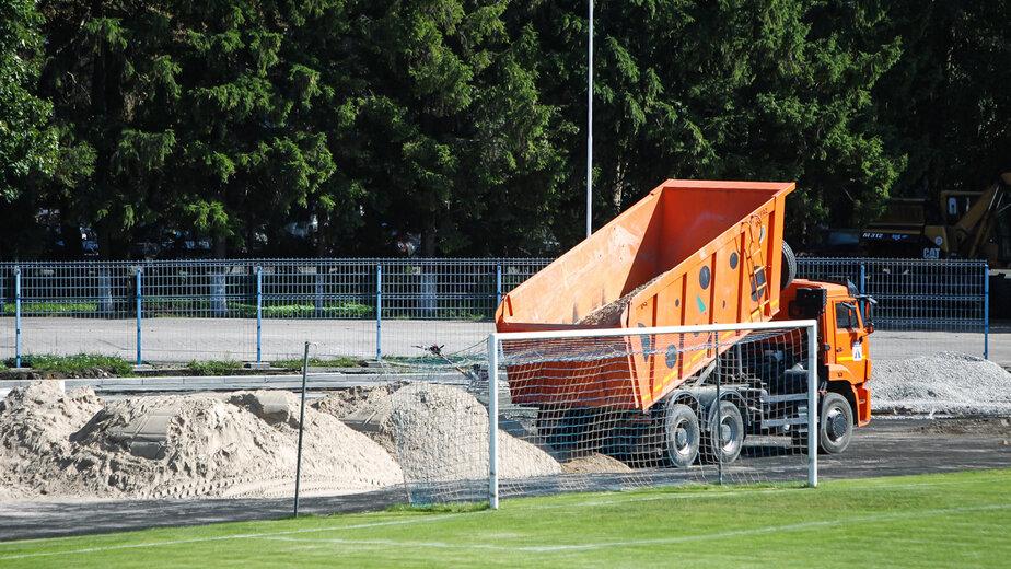 На территории стадиона «Балтика» после реконструкции не будет парковок - Новости Калининграда | Фото: Александр Подгорчук