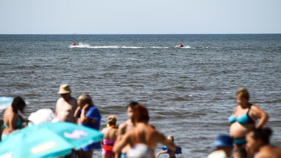 49-летний сёрфингист спас в Сокольниках мальчика и женщину - Новости Калининграда   Фото: архив «Клопс»