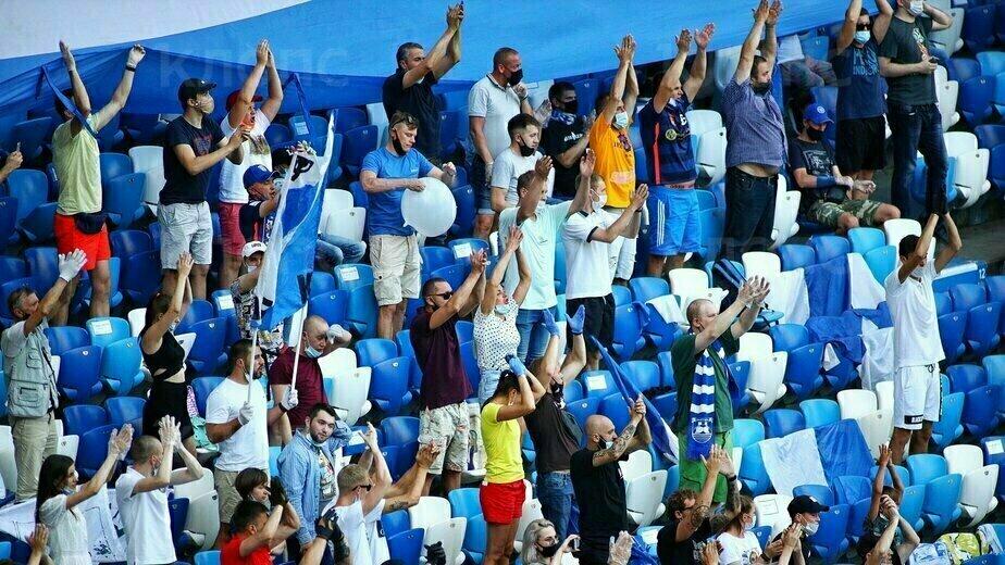 «Балтика» отменила продажу билетов на домашний матч с «Оренбургом» - Новости Калининграда | Фото из архива редакции
