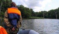 В Калининградской области объявлен сбор добровольцев на поиски утонувшего в Люблинском водохранилище мужчины