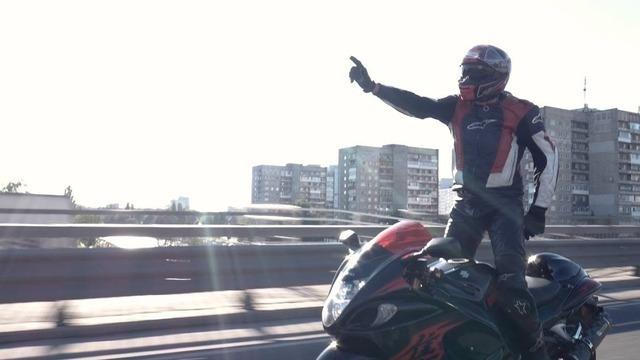 Калининградцы сняли фильм в память о погибшем мотоциклисте