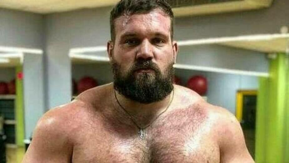 Кирилл Сарычев | Фото со страницы спортсмена в Facebook