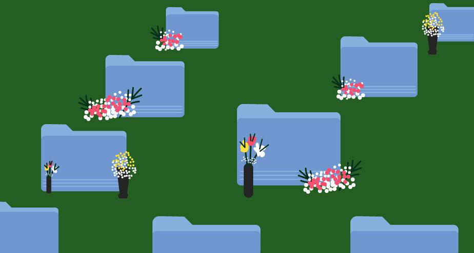 Страницу погибшей калининградки превратили в мемориал: как защитить соцсети ушедших и можно ли завещать свои - Новости Калининграда   Иллюстрация: Евгения Будадина / «Клопс»