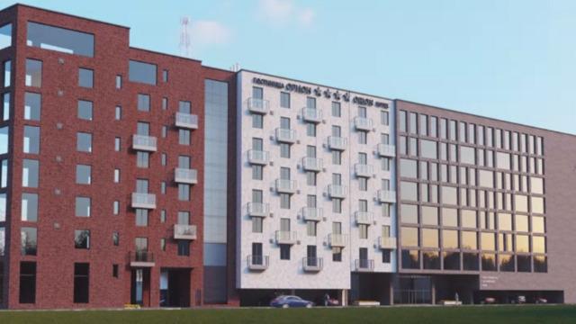 Градостроительный совет раскритиковал идею реконструкции гостиницы в центре Калининграда