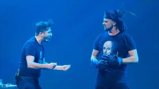 В Калининграде пройдёт первый стендап-спектакль «Весь Шекспир» от резидентов Comedy Club
