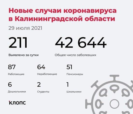 Калининградский оперштаб рассказал подробности о ситуации с коронавирусом - Новости Калининграда