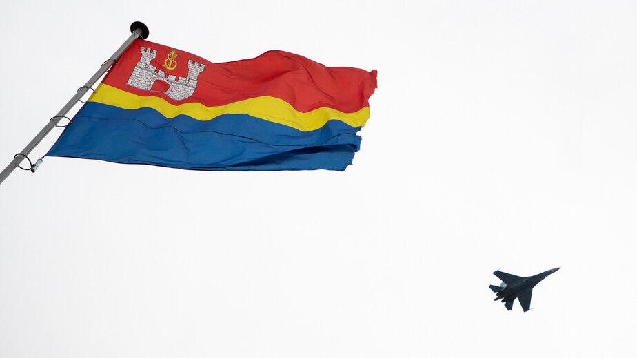 Полночи грохотали самолёты, не давали спать: Алиханову пожаловались на полёты истребителей над Калининградом - Новости Калининграда   Фото: архив «Клопс»