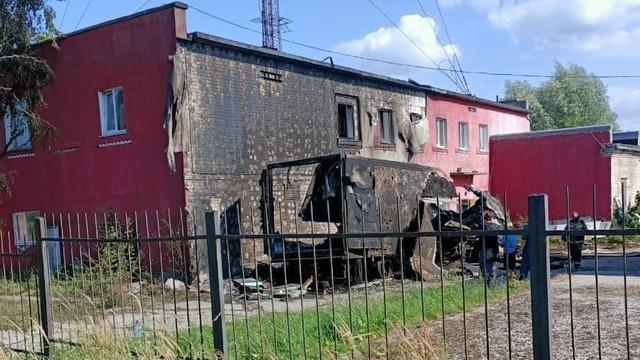 В Балтийске рядом с жилыми домами произошёл взрыв (дополнено)
