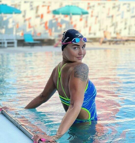 Калининградка Егорова не вышла на старт в заплыве на Олимпиаде в Токио - Новости Калининграда | Фото: личная страницы спортсменки / Instagram