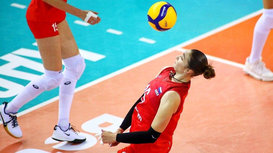 Женская сборная России по волейболу разгромила команду США на Играх в Токио - Новости Калининграда | Фото архив «Клопс»