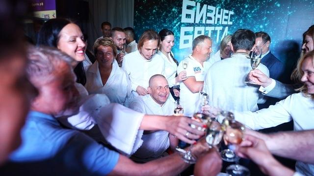 В Калининграде назвали победителей «Бизнес Баттла» (фото)