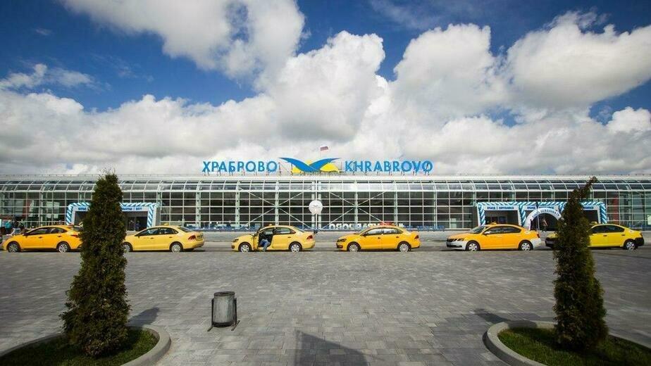 В Храброво объяснили, почему не работал второй вход в аэропорт - Новости Калининграда | Фото: архив «Клопс»