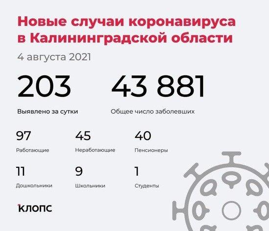 Четверо скончались, у 20 заболевших — пневмония: ситуация с ковидом в Калининградской области на среду - Новости Калининграда
