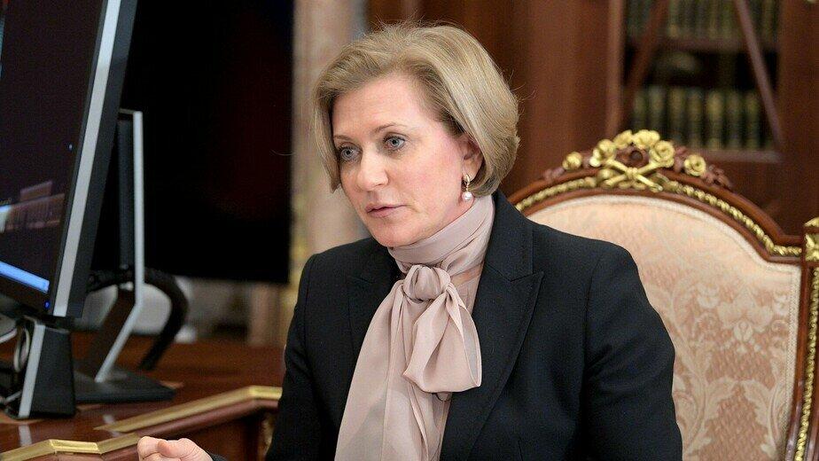 На фото: Анна Попова   Фото: kremlin