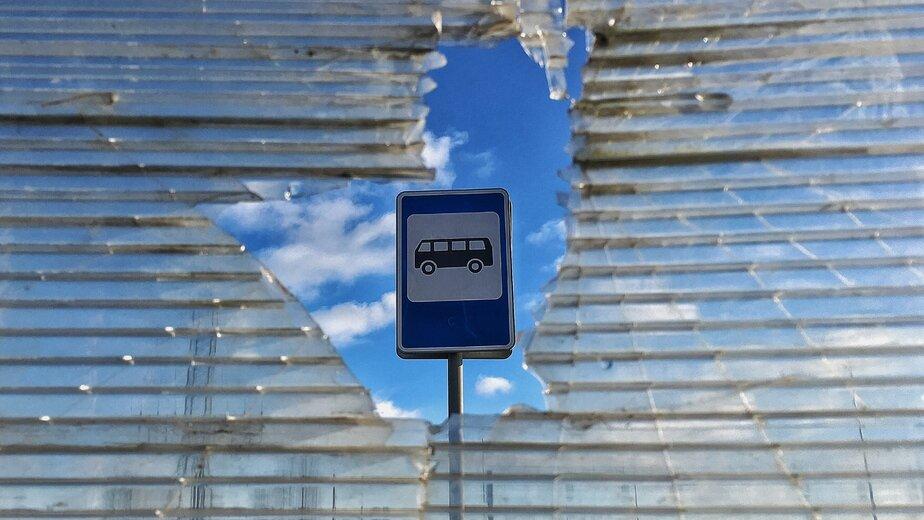 Сам себе контролёр: калининградцы стоят под дождём и не могут найти нужного автобуса - Новости Калининграда | Архив «Клопс»