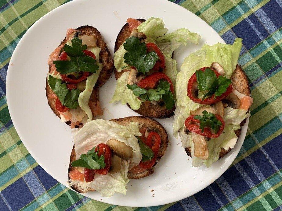 Неделя правильного питания: 8 здоровых рецептов от калининградских домохозяек - Новости Калининграда   Фото: Татьяна Коблова