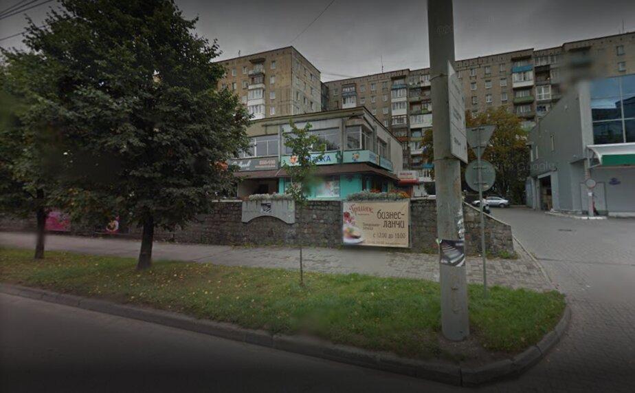 Второй этаж этого здания занимали «Огни Москвы» | Скриншот сервиса Google.Maps