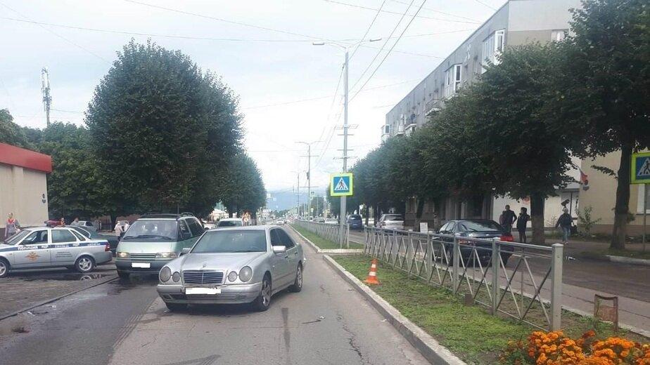 В Светлом водитель Mercedes сбил 13-летнюю школьницу - Новости Калининграда   Фото: пресс-служба УМВД России по Калининградской области