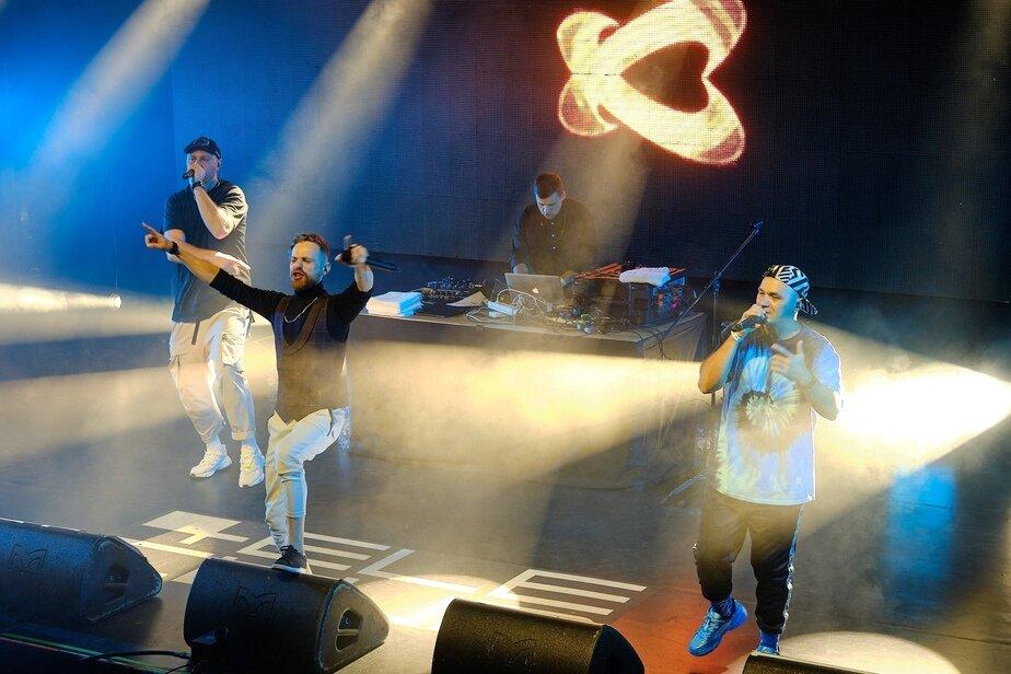В Калининграде с большим концертом выступит рэп-группа «Каста» - Новости Калининграда | Фото: сообщество «Каста» / «ВКонтакте»