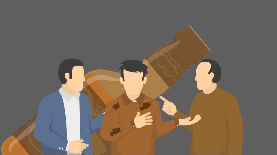 «Прожгло желудок, я чуть не сдох»: калининградец рассказал, что помогло ему навсегда бросить пить - Новости Калининграда | Иллюстрация: Глеб Бобыльков
