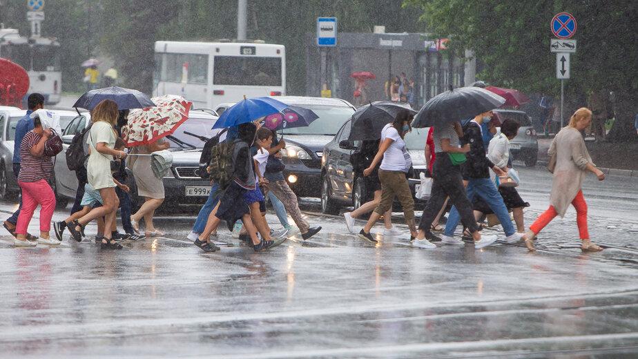 Синоптики рассказали о погоде в Калининграде на выходные - Новости Калининграда | Фото: Александр Подгорчук / Архив «Клопс»
