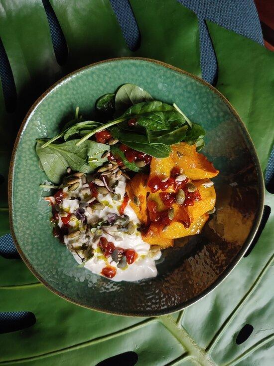 7 рецептов из тыквы: калининградцы поделились идеями для осеннего меню - Новости Калининграда   Фото: ресторан живой кухни GRASS live cuisine