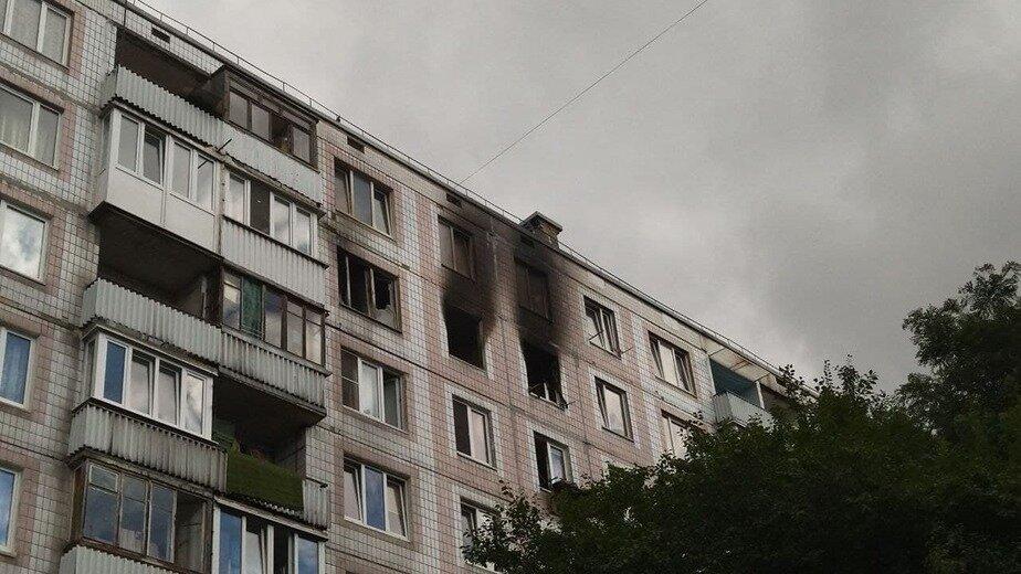 Место происшествия   Фото: Ольга Запивалова / «Клопс»