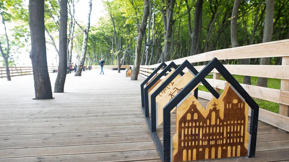 Власти планируют создать единый дизайн-код для Янтарного - Новости Калининграда | Фото: архив «Клопс»