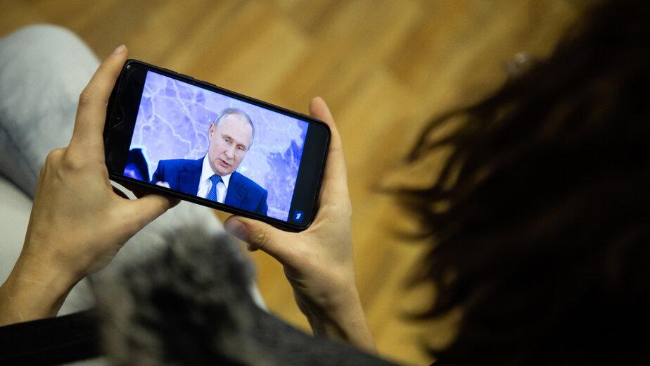 Путин ушёл на самоизоляцию - Новости Калининграда | Фото: Александр Подгорчук / Архив «Клопс»
