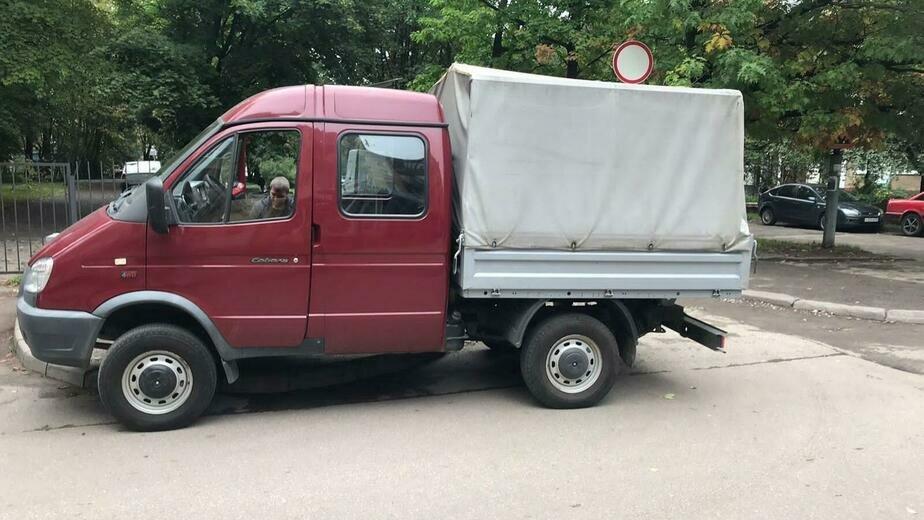 В Калининграде фургон сбил 7-летнюю девочку - Новости Калининграда   Фото: пресс-служба регионального УМВД