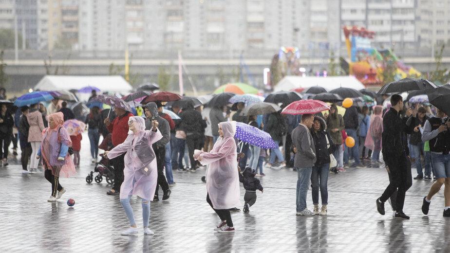 Как выбрать зонт на осень: советы калининградского стилиста - Новости Калининграда   Фото: архив «Клопс»