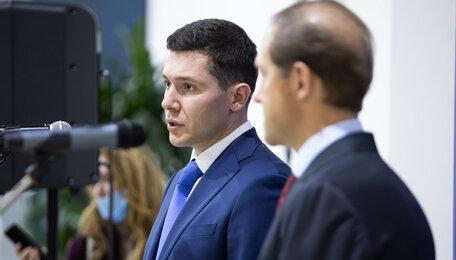 Алиханов отказался от депутатского кресла в Калининградской облдуме