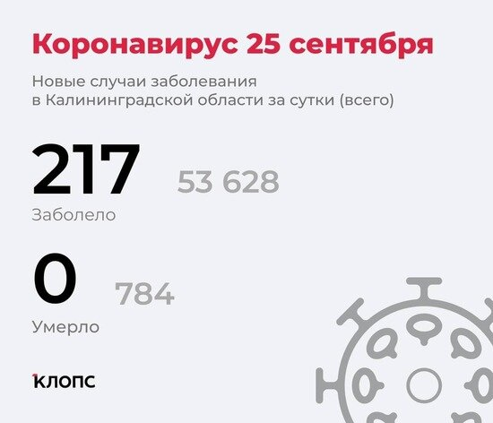 У 185 — ОРВИ, 21 человек болеет бессимптомно: подробности о ситуации с ковидом в Калининградской области - Новости Калининграда
